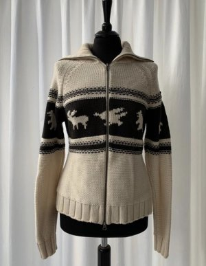 Ambiente Cardigan multicolored wool