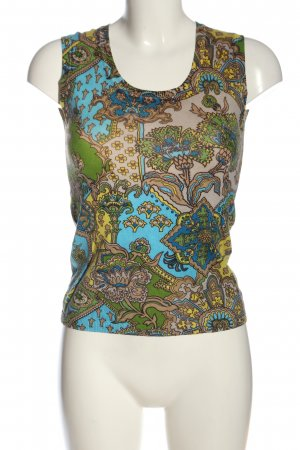 Ambiente Basic Top allover print casual look