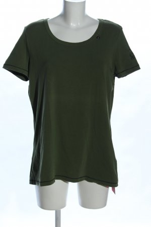 Ambiente T-Shirt khaki casual look