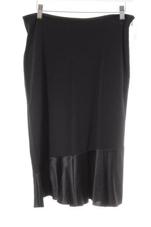 Ambiente Volanten rok zwart elegant