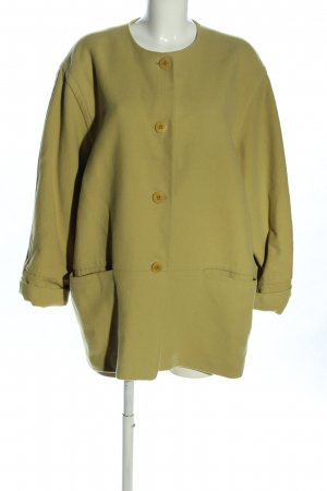Ambiente Wool Coat green casual look