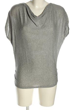 Ambika Camicia maglia grigio chiaro stile casual
