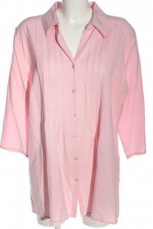 Ambria Short Sleeve Shirt pink business style