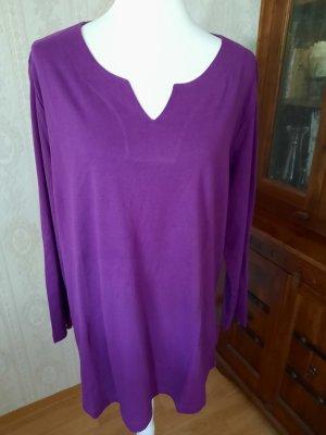 Ambria Longsleeve violett  Casual-Look