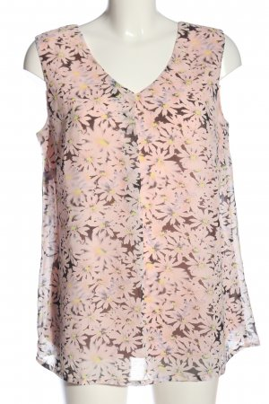 Ambria Selection Blusa sin mangas estampado floral look casual