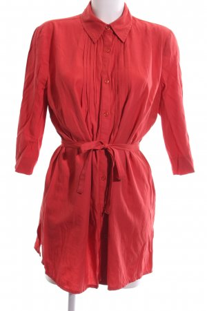 Ambria Selection Blusa de manga larga rojo look casual