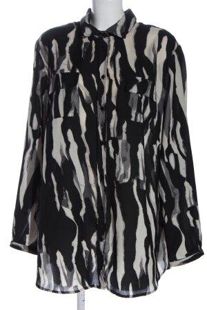 Ambria Selection Long Sleeve Shirt abstract pattern elegant
