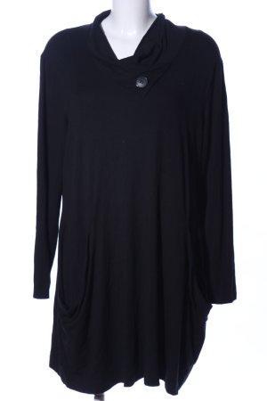 Ambria Selection Longpullover schwarz Casual-Look