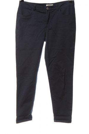 Ambria Selection Drainpipe Trousers black casual look
