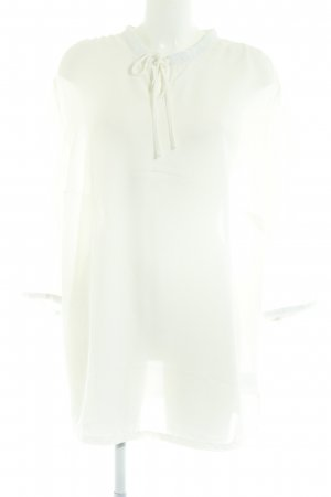 Ambria Selection Blusa de túnica blanco look casual