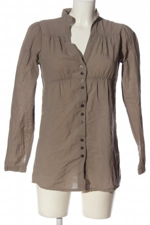 Amelie & Amelie Shirt Blouse brown casual look