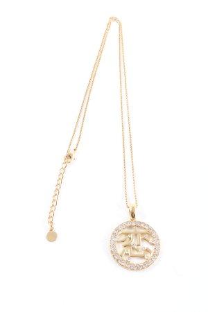Amendia Collar color oro elegante