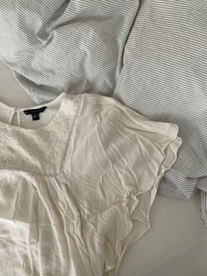 American Eagle Outfitters Shirt Tunic natural white-cream