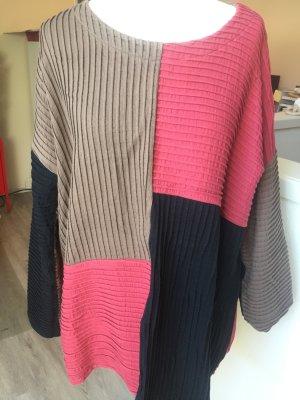 America Latina XL shirt Pulli patchwork