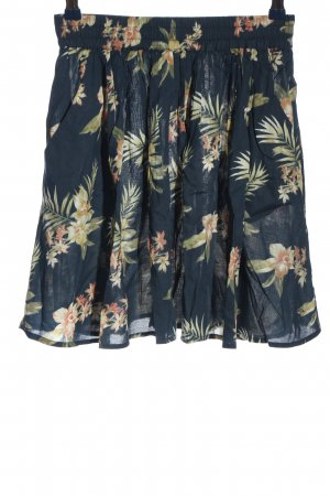 America Today Flared Skirt allover print casual look