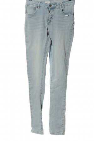 America Today Hoge taille jeans blauw casual uitstraling