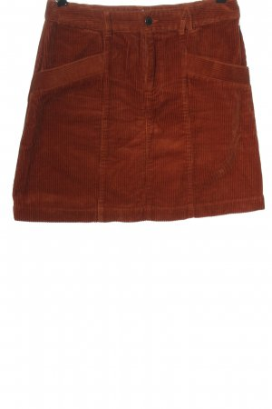 America Today Miniskirt brown casual look