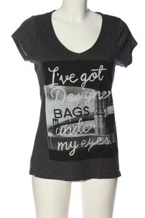 America Today Shirt met print gestippeld casual uitstraling