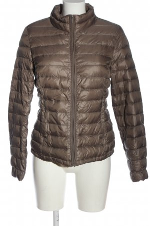 America Today Quilted Jacket bronze-colored quilting pattern casual look