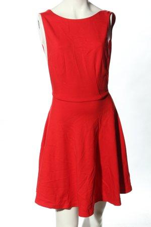 American Apparel A-Linien Kleid rot Casual-Look