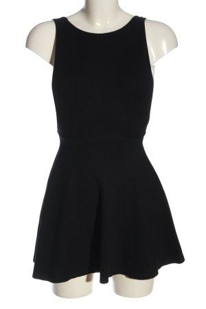 American Apparel Robe trapèze noir style décontracté