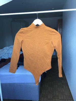 American Apparel Body basique orange doré