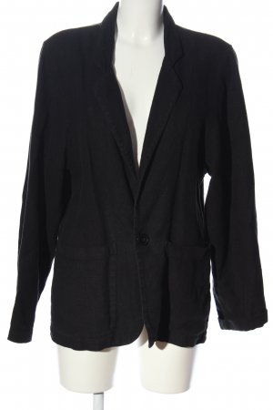 American Apparel Cardigan schwarz Casual-Look