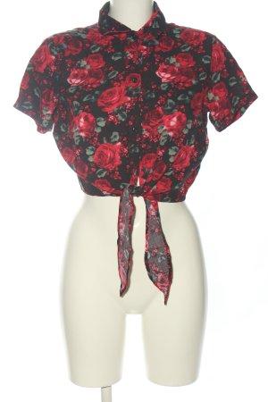 American Apparel Carmen blouse volledige print casual uitstraling