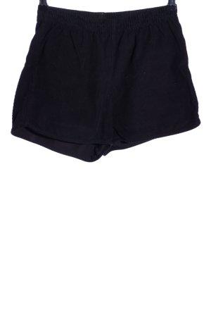 American Apparel Hot Pants black casual look
