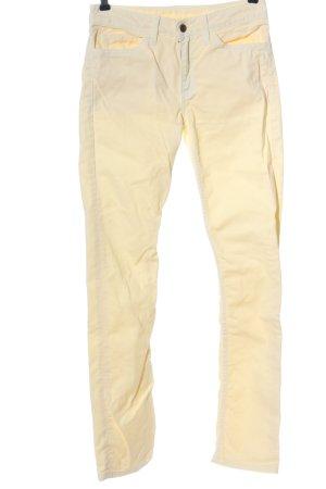 American Apparel Vaquero hipster amarillo pálido look casual