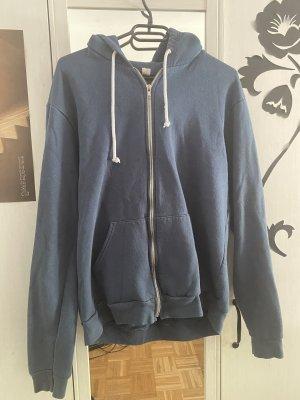 American Apparel Jacke blau Gr.40/42
