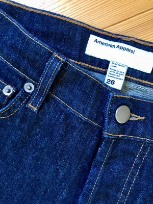 AMERICAN APPAREL Jeans The Classic Jean Gr. 26