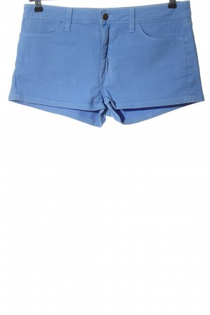 American Apparel Spijkershort blauw casual uitstraling