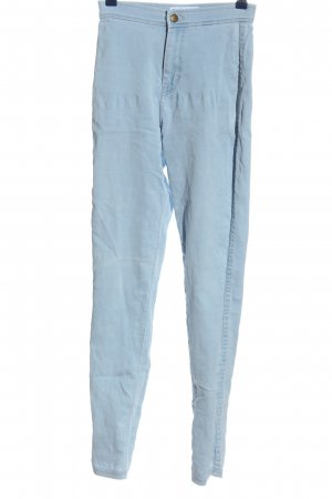 American Apparel Jegging blauw casual uitstraling
