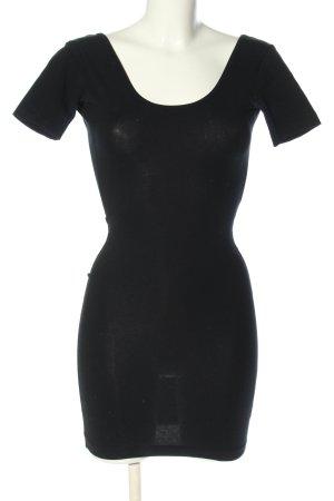 American Apparel Longshirt schwarz Elegant