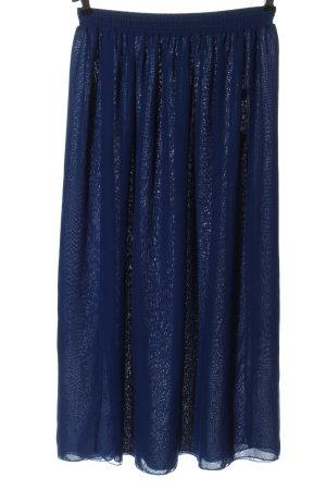 American Apparel Maxirock blau Elegant
