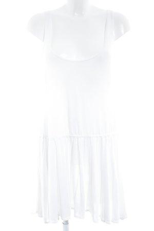 American Apparel Minikleid weiß Casual-Look