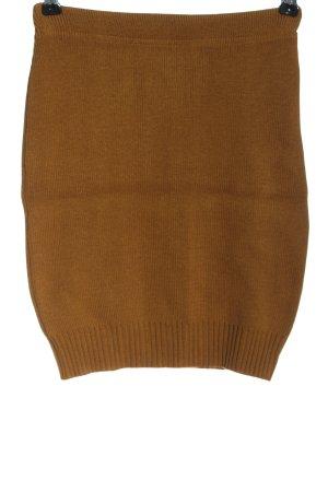 American Apparel Mini-jupe brun style décontracté