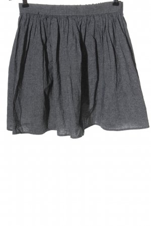 American Apparel Mini-jupe gris clair style décontracté
