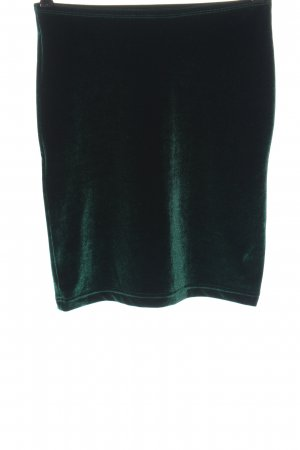 American Apparel Minirock grün Elegant