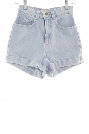 American Apparel Shorts blau Casual-Look