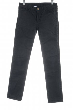 American Apparel Slim Jeans schwarz Casual-Look