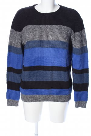 American Apparel Strickpullover Allover-Druck Casual-Look