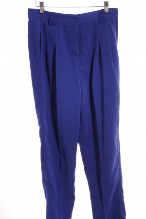 American Apparel Sweathose blau Casual-Look