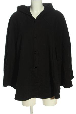 American Apparel Sweat Jacket black casual look