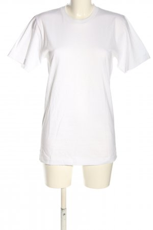 American Apparel T-Shirt weiß Casual-Look