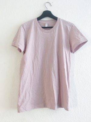 American Apparel T-Shirt mauve