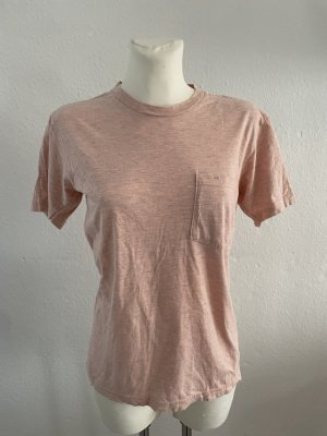 American Apperal gr S rosa Tshirt Oversized