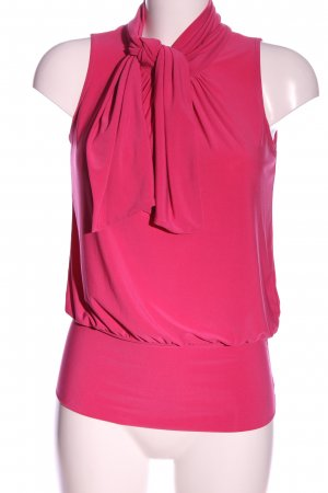 American City Wear Schlupf-Bluse pink Casual-Look