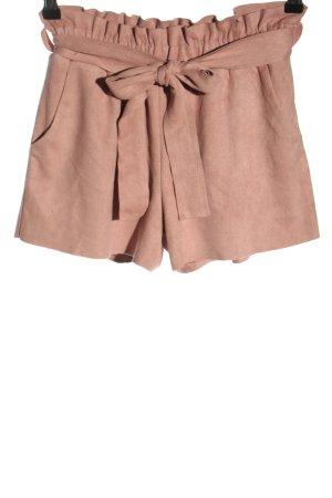 American Dreams High waist short roze casual uitstraling